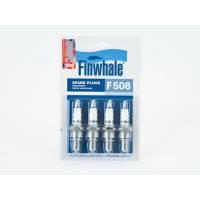 Купить F508 FINWHALE  Свеча зажигания компл. 4шт. LADA 2108-099 карб. по выгодной цене в Sibcastrol - Finwhale F508