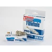Купить FS14 FINWHALE  Свеча зажигания  LADA 2108-10 инж./CHEVROLET Niva/Kalina/Granta по выгодной цене в Sibcastrol - Finwhale FS14