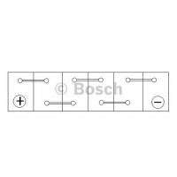 Bosch 0 092 S30 060 - АКБ S3 006 12V 56Ah 480A /+-/