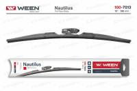 """Купить Щетка стеклоочистителя, Nautilus, 13""""/330mm, 1 шт по выгодной цене в Sibcastrol - Ween 1007013"""