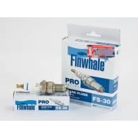 Купить FS30 FINWHALE  Свеча зажигания 3-х электродная LADA 2108-10 инж./CHEVROLET Niva/Kalina/Granta по выгодной цене в Sibcastrol - Finwhale FS30