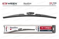 """Купить Щетка стеклоочистителя, Nautilus, 16""""/400mm, 1 шт по выгодной цене в Sibcastrol - Ween 1007016"""